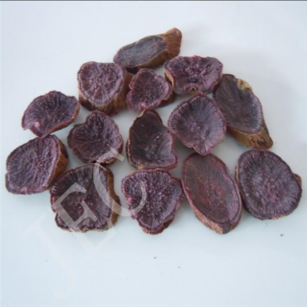 sweet potato slice for dog snacks