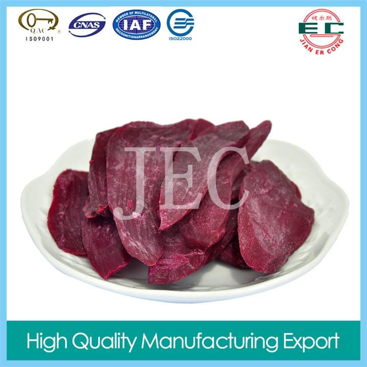 purple sweet potato slices sweet potato nutrition