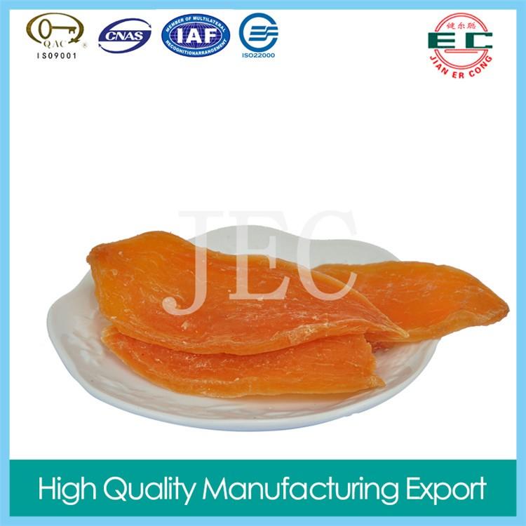 sweet potato strips - preserved fruit