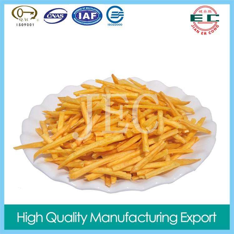 puffed food-fragrant crisp potato sticks